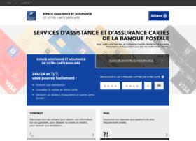Labanquepostale-assurancescartes.fr thumbnail