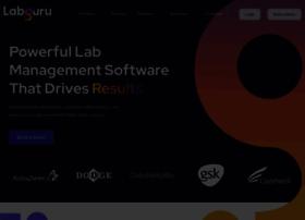 labguru at wi. electronic lab notebook - eln - labguru, Powerpoint templates