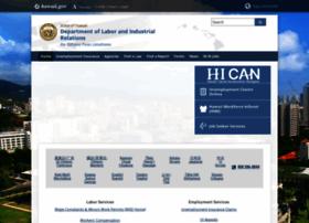 Labor.hawaii.gov thumbnail
