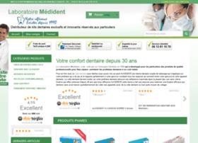 Laboratoire-medident.fr thumbnail