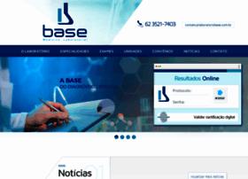 Laboratoriobase.com.br thumbnail
