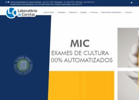 Laboratoriodecorreas.com.br thumbnail