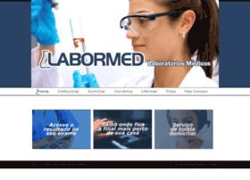 Laboratoriolabormed.com.br thumbnail