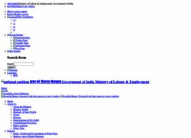 Labour.gov.in thumbnail