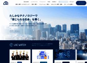 Lac.co.jp thumbnail