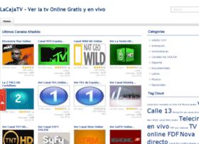 Lacajatv.net thumbnail