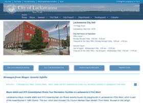 Lackawannany.gov thumbnail