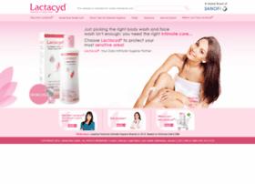 Lactacyd.in thumbnail