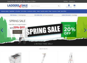 Ladders4sale.co.uk thumbnail