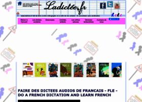 Ladictee.fr thumbnail