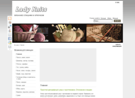 Ladyknits.ru thumbnail