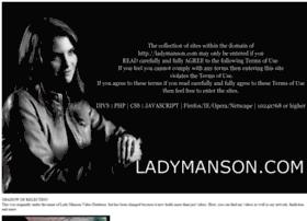 Ladymanson.com thumbnail