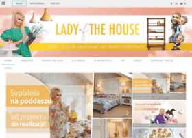 Ladyofthehouse.pl thumbnail