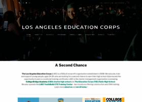 Laedcorps.org thumbnail