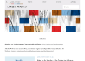 Laender-analysen.de thumbnail