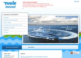 Laevakompanii.ee thumbnail