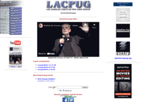 Lafcpug.org thumbnail
