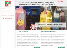 Lafete33center.fr thumbnail
