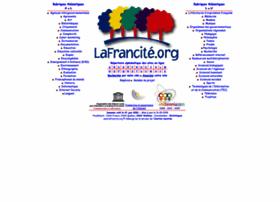 Lafrancite.org thumbnail
