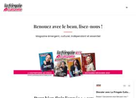 Lafringaleculturelle.fr thumbnail