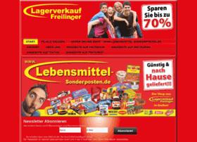 Lagerverkauf-freilinger.de thumbnail