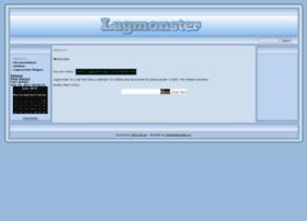 Lagmonster.org thumbnail