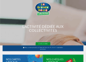 Lagranderecre-collectivites.fr thumbnail