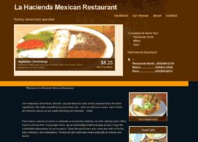 Lahaciendarestaurant.us thumbnail