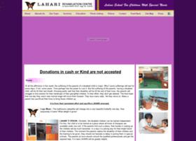 Laharirehabilitation.org thumbnail