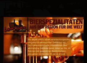 Lahnsteiner-brauerei.de thumbnail