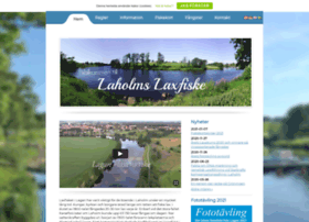 Laholmslaxfiske.nu thumbnail