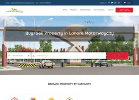 Lahoremotorwaycity.com thumbnail