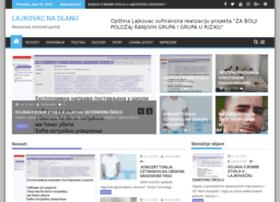 Lajkovacnadlanu.rs thumbnail