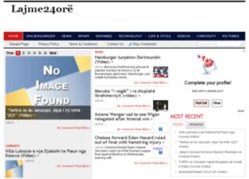 Lajme24ore.eu thumbnail