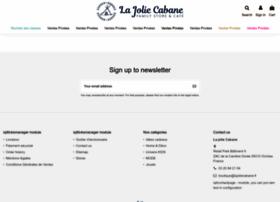 Lajoliecabane.fr thumbnail