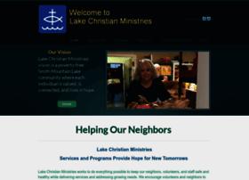 Lakechristianministries.org thumbnail