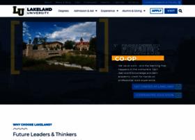 Lakeland.edu thumbnail