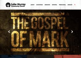 Lakemurraycommunitychurch.org thumbnail
