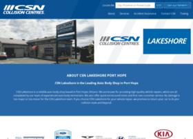 Lakeshoreautobody.ca thumbnail