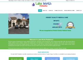 Lakeworthpediatrics.net thumbnail