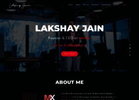 Lakshayjain.co thumbnail