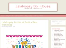 Lalaloopsy dolls clothes and fun lalaloopsy doll house