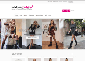 Lalalovesfashion.nl thumbnail