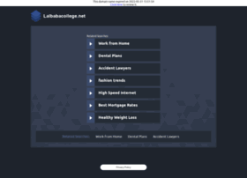 Lalbabacollege.net thumbnail