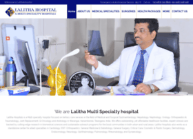 Lalithahospital.in thumbnail