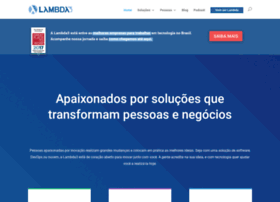 Lambda3.com.br thumbnail