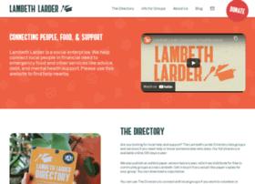 Lambethlarder.org thumbnail