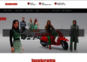 Lambrettauk.co.uk thumbnail
