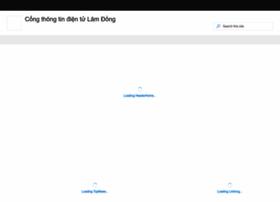 Lamdong.gov.vn thumbnail