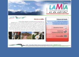 Lamia.com.ve thumbnail